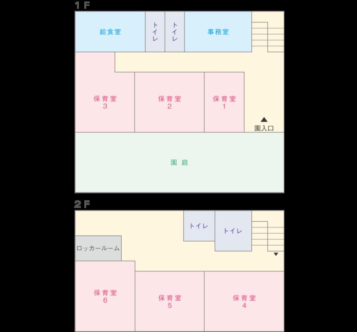 妙蓮寺_フロアガイド